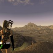 Lookout over the Wastes