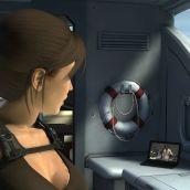 Lara's Laptop is 3D