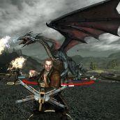 Varric & Dragon