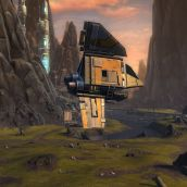 Balmorran Shuttle