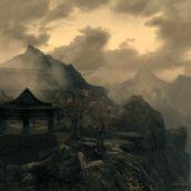 Sky Haven Temple sunrise