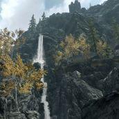 Forelhost Falls