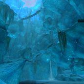 Ice Falmer Cave