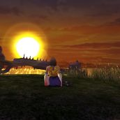 Yuna Sunset