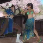 Chun Li vs Chun Li 2