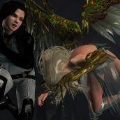 Miranda Hits Fairy