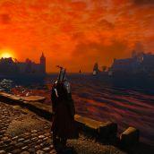Novigrad Harbor Sunset