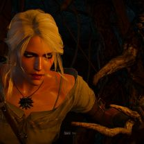 Ciri Finds the Ladies