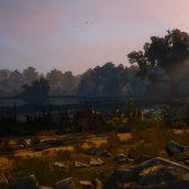 Oak Pond Sunset
