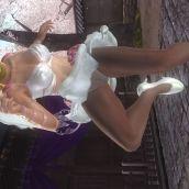 Hitomi - Valentine Angel + Blonde sideways