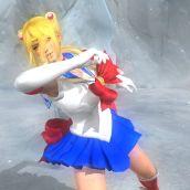 Kasumi - Sailor Moon elbow