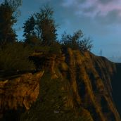 Cliff & Distant Novigrad