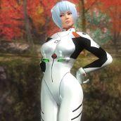 Ayane - Rei from Evangelion