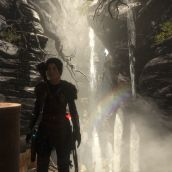 Waterfallbow