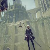 Dramatic Castl... oh 9S!