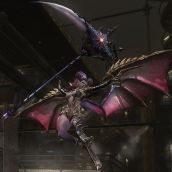 Succubus Flying