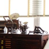 Old'school Typography Devices