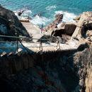 San Sebastian sea stairs