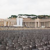 Vatican city in 3D