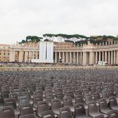 Vatican city in 3D