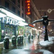 Helsinki Christmas day