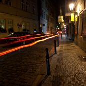 Freezelight in Prague