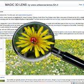 Magic 3D Lens
