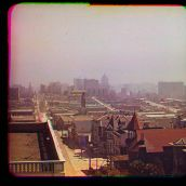 San Francisco 1906 Quake in 3-D and Color, 2