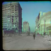 San Francisco 1906 Quake in 3-D and Color, 1