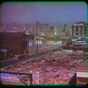 San Francisco 1906 Quake in 3-D and Color, 3