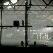 Starting 3D Vision Upper Warehouse