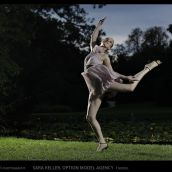 DANCING IN THE PARC