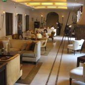Hotel Lobby in Warsaw