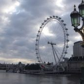 Millennium Wheel in London