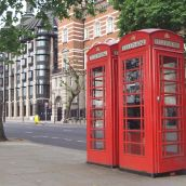 Telephone Booth in London
