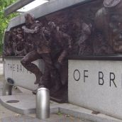 3D Memorial Monument in London