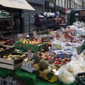 Street Market in London