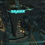 The Tower Stark in Liberty City