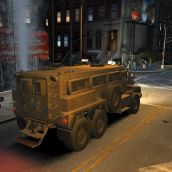 MRAP Cougar High 3D
