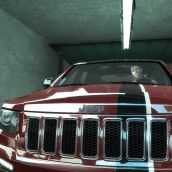 Grand Cherokee STR8 by Dreamsky