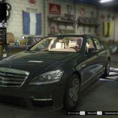 Mercedes-Benz S600 L (W221)