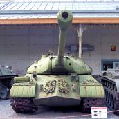 Army Museum Brussels Josif Stalin IS-3