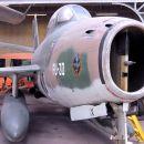 Army Museum Brussels Republic F-84F Thunderstreak