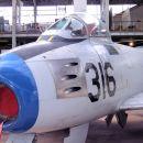 Army Museum Brussels F-86 Sabre