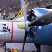 Army Museum Brussels Douglas A-26B Invader