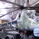 Army Museum Brussels MIL Mi-24
