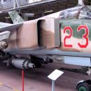 Army Museum Brussels Mikoyan-Gurevich MIG-23