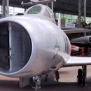 Army Museum Brussels Dassault M.D.450 Ouragan