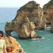 Portugal, Seashore, Holiday, Sea, Rocks