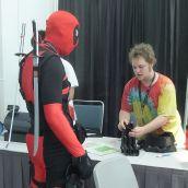 Deadpool in Trouble